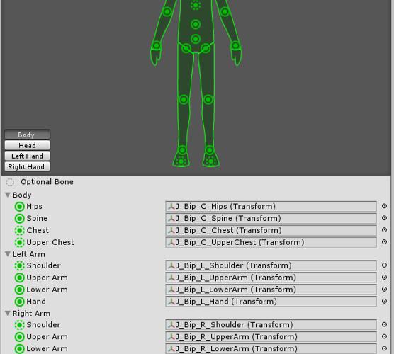 Control Humanoid